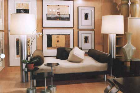 Contemporary Home furnishings & accessories are our specialty.